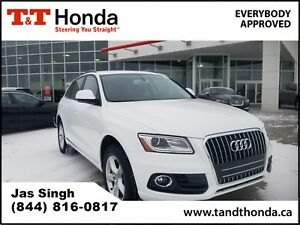 2017 Audi Q5 2.0T Komfort *AWD, LEATHER, BLUETOOTH, Rear Camera*