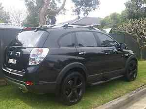 MY12 Holden Captiva LX 7 Seater Illawong Sutherland Area Preview