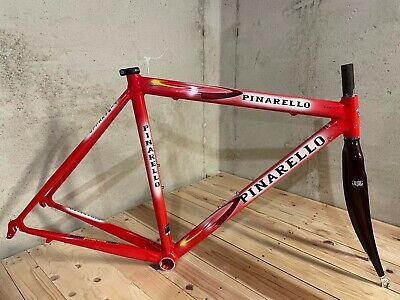 Carbon Red Gloss 251 Bike Frame Pinarello Gan Carbon Fiber Frameset