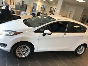 2017 Brand New Ford Fiesta SE for $16,900