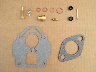 Carburetor Rebuild Kit For Massey Ferguson Mf 202 35 50 F-40 To-35 Harris