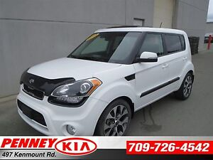 2013 Kia Soul 4U Luxury