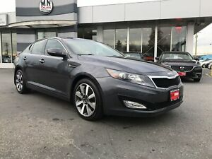 2011 Kia Optima EX Luxury w/Navi