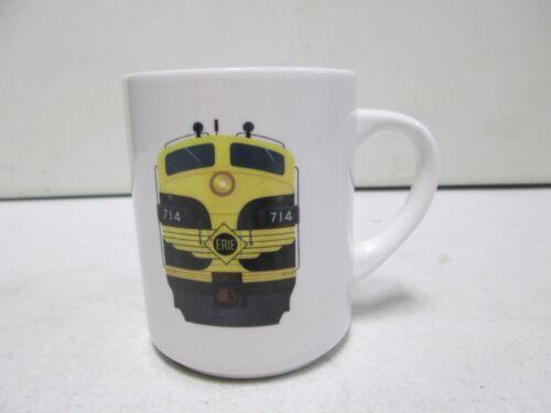 Erie 714 Locomotive Ceramic Coffee Mug