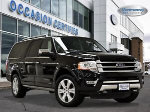 2017 Ford Expedition Max  4x4 PLATINUM  FULL FULL