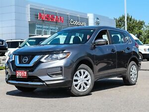 2017 Nissan Rogue S AWD No Accidents FREE Delivery