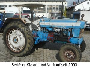 Ford SUPER-MAJOR 5000-8