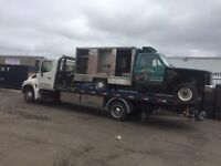 Tow truck   Flatbed