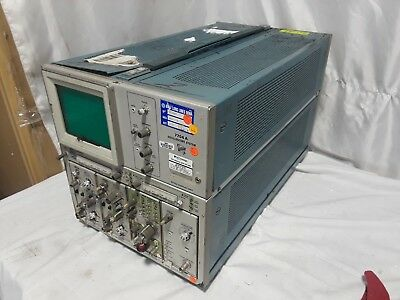 Tektronix 7704a Oscilloscope System D7704 Display Acquisition Unit