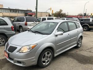 2007 Pontiac Vibe ~ GREAT SHAPE, FRESH SAFETY!!