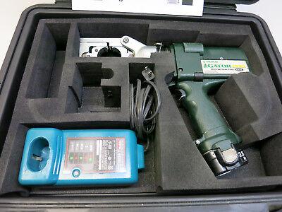 Greenlee Gator Pro Eccx Compression Crimper Cutter Tool Ccx