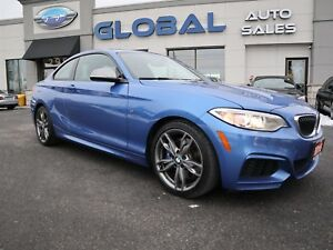 2016 BMW 235i M Pkg. xDrive Coupe NAVIGATION REV. CAMERA 320 HP.