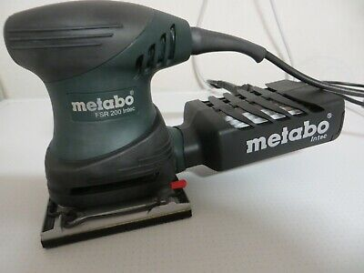 Metabo FSR 200 Intec Schwingschleifer 114 x 102 mm, Fäustlings-Sander