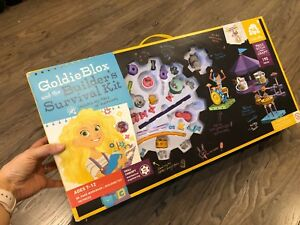 Goldie Blox and the Builder's Survival Kit