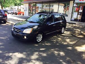 Kia Rondo EX 2008 4 cylinder fully Loaded  3699$