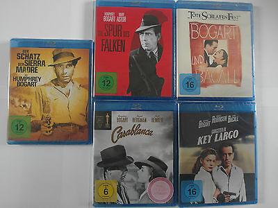 Humphrey Bogart Sammlung Philip Marlowe - Tote schlafen, Spur des Falken, Largo - Philip Sammlung