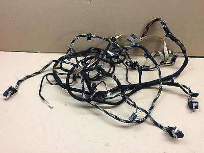 BMW 1 Series E87 E81 Cable Loom Interior Cable Set Interior Dash Board Satnav