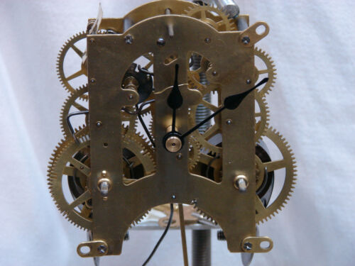 Antique Ansonia 5½ Clock Movement Cleaned and Serviced