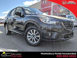 Mazda CX-5 GS AWD + GPS + SUNROOF + BLINDSPOT + NO ACCIDENT!