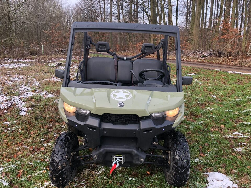 suche Can Am Bombardier Traxter Defender in Heilbronn