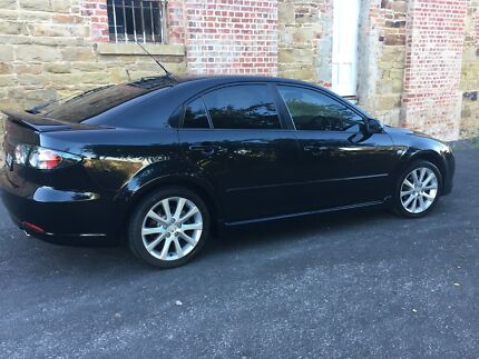 Mazda 6 LUXURY SPORTS 2006 Hatchback