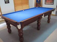 8 X 4 Pool/Billiard table with accessories Woodcroft Morphett Vale Area Preview