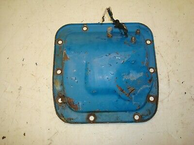 1968 Ford 3000 Diesel Tractor Sos Select O Speed Transmission Cover
