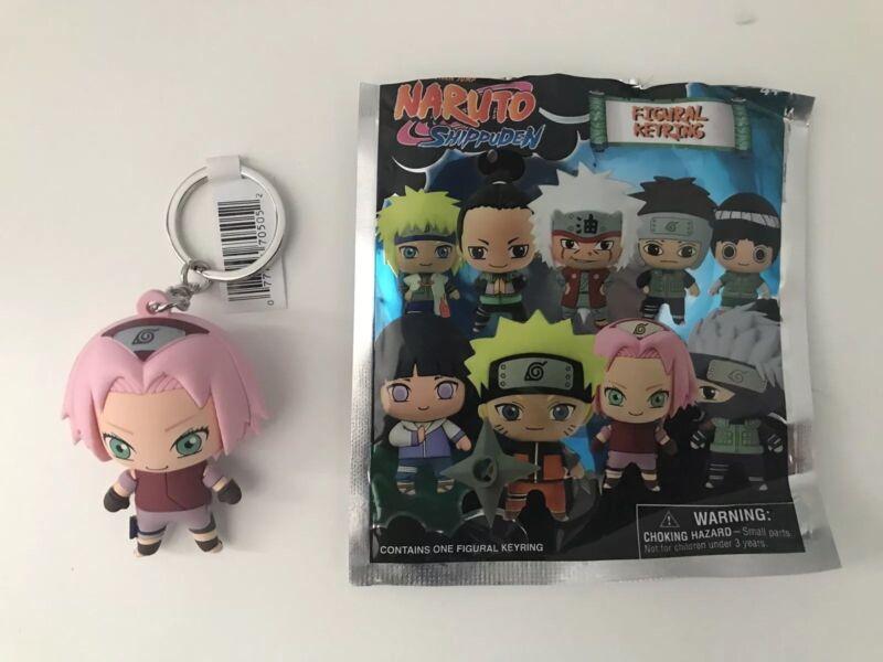 Naruto Shippuden Figural Keyring Keychain Sakura