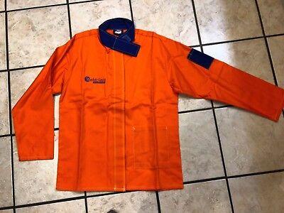 Weldclass Promax Hvs Welders Jacket Size S