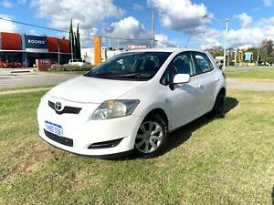 2009 TOYOTA COROLLA ASCENT HATCHBACK EXCELLENT CONDITION Kenwick Gosnells Area Preview