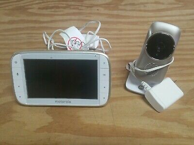 Motorola MBP845Connect Video Baby Monitor with Wi-Fi viewing 5