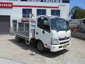 2014 HINO 300-616 MEDIUM 6 PALLET TRAY TOP Arndell Park Blacktown Area Preview