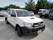 2008 Toyota Hilux  TRAY SR 2X4 T DIESEL Ravenhall Melton Area Preview