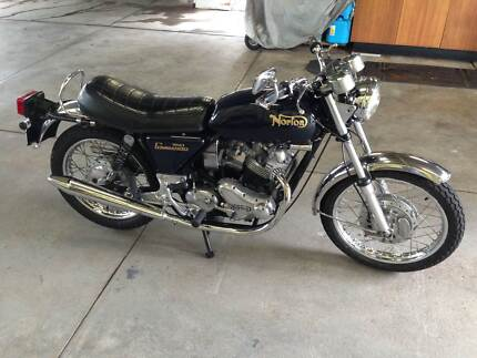 '69 Commando Classic - final call for urgent sale Marmong Point Lake Macquarie Area Preview
