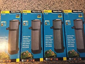 4x Aqua One 103F internal filter BRAND NEW!! Mount Gambier Grant Area Preview
