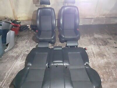 Ford Mondeo Mk3 ST heated Half Leather Seats