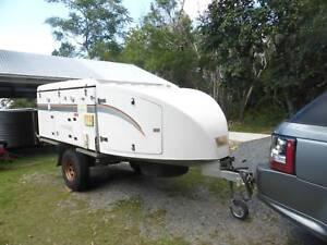 Travelander Camper Trailer