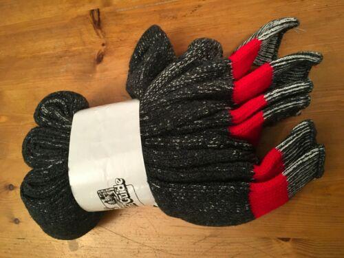 VTG NOS 90s Sportsman Guide Wool Blend Socks 3 Pair SZ 10-13 Hunting USA made