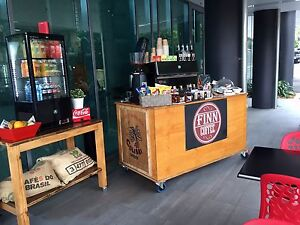 Coffee cart business for sale $17 000 Fortitude Valley Brisbane North East Preview