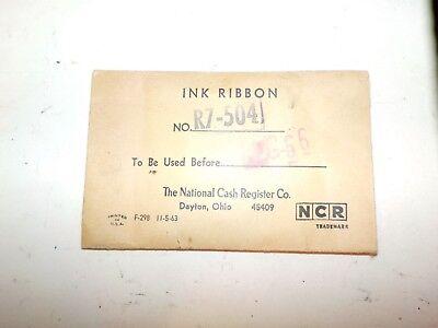 National Cash Register NOS RIBBON NCR