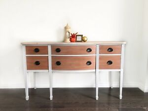 Antique Chest/Buffet/Credenza