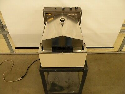 American Model Yb-531 Shaking Water Bath W Thermometer Other Trays In Pics