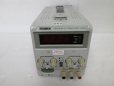 Tenma 72-2075 Laboratory 30v Dc Power Supply 3a