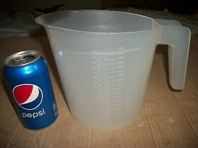 Replacement 64 Oz Pitchermeasuring Cup For Bunn-o-maticvpr Coffee Maker 4238