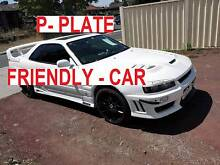 1999 Nissan Skyline r34 GTT non turbo Coupe p plate car Epping Whittlesea Area Preview