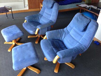 Zenith recliners by Artiflex. Fantastic Furniture Recliner   Armchairs   Gumtree Australia