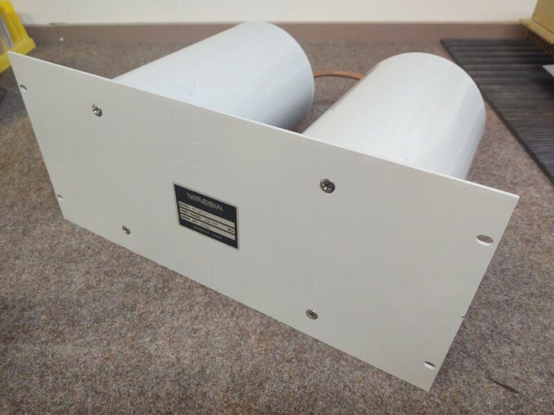 Wacom WP-497-2 Dual Cavity Bandpass Filter for Broadcast,STL, etc.