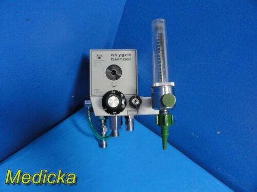 3M Bard Oxygen (O2) Blender W/ Aux Flow Option & Flow Meter ~ 22488