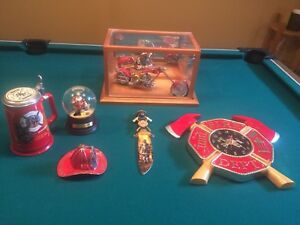 Firefighter Collectables