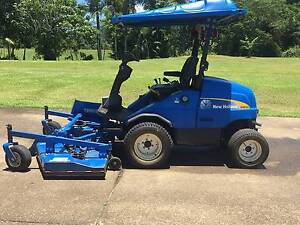 2010 New Holland G6035 Outfront Mower 4WD Miriwinni Cairns Surrounds Preview